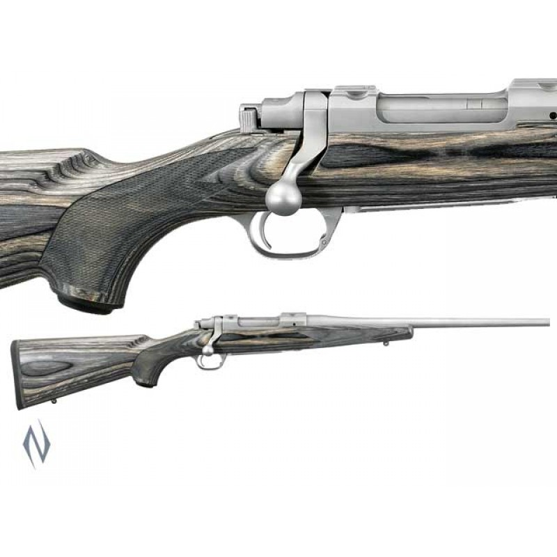 Ruger 77 Compact 223REM Stainless Laminated 16 5